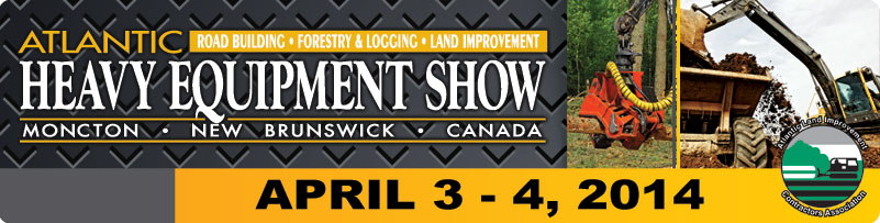 OMH at the Atlantic Heavy Equipment Show 2014